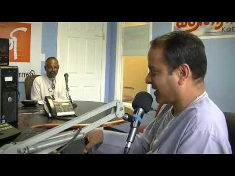 ISKCON Scarborough- Live Tamil Radio program- Bhagavad Gita- 15.15