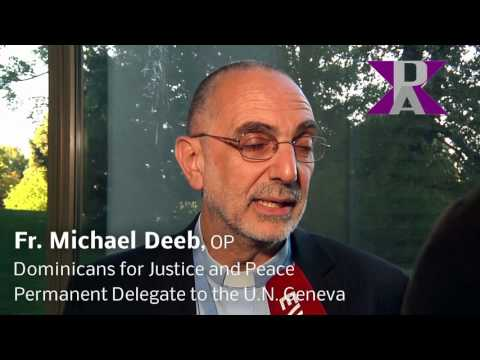 Fr. Michael Deeb, OP, about the wars in Syria and Iraq