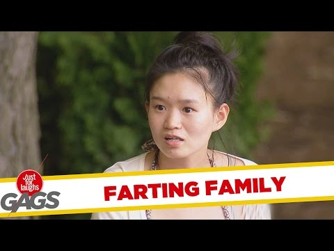 Farting Family Prank