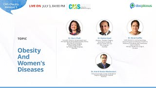 CMS Webinar- Obesity And Women's Diseases