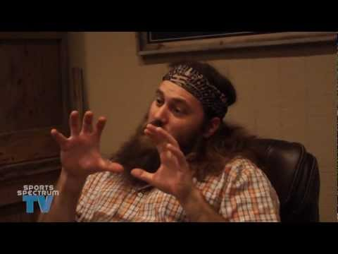 Willie Robertson on Duck Dynasty's family values & how the show got started