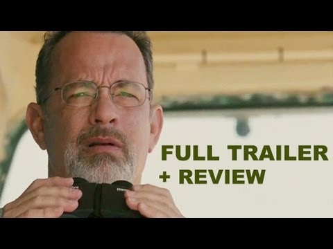 Captain Phillips Official Trailer 2013 + Trailer Review - Tom Hanks : HD PLUS
