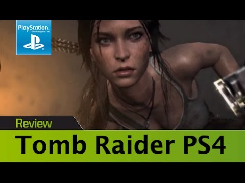 Tomb Raider PS4 gameplay & review