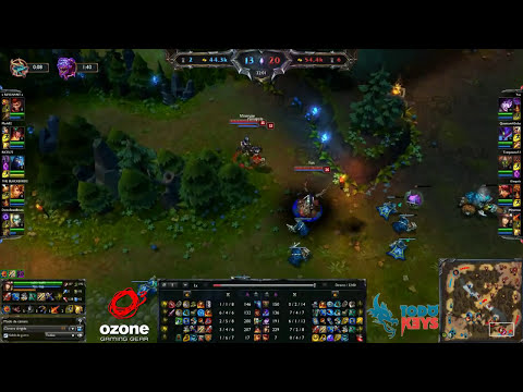 Desafío 40Youtubers CounterPICK League of Legends Final