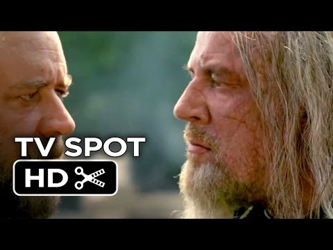 Noah TV SPOT - Live (2014) - Russell Crowe, Anthony Hopkins Movie HD
