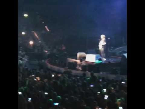 Ed Sheeran SAP ARENA #1
