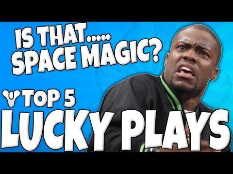 Amazing Trials Across Map NOVA!! Destiny 2 Top 5 Luckiest Plays Of The Week / Episode 13