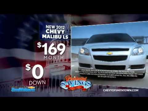 Chevrolet Of Smithtown Presidents Day Sales Event 2012.mov