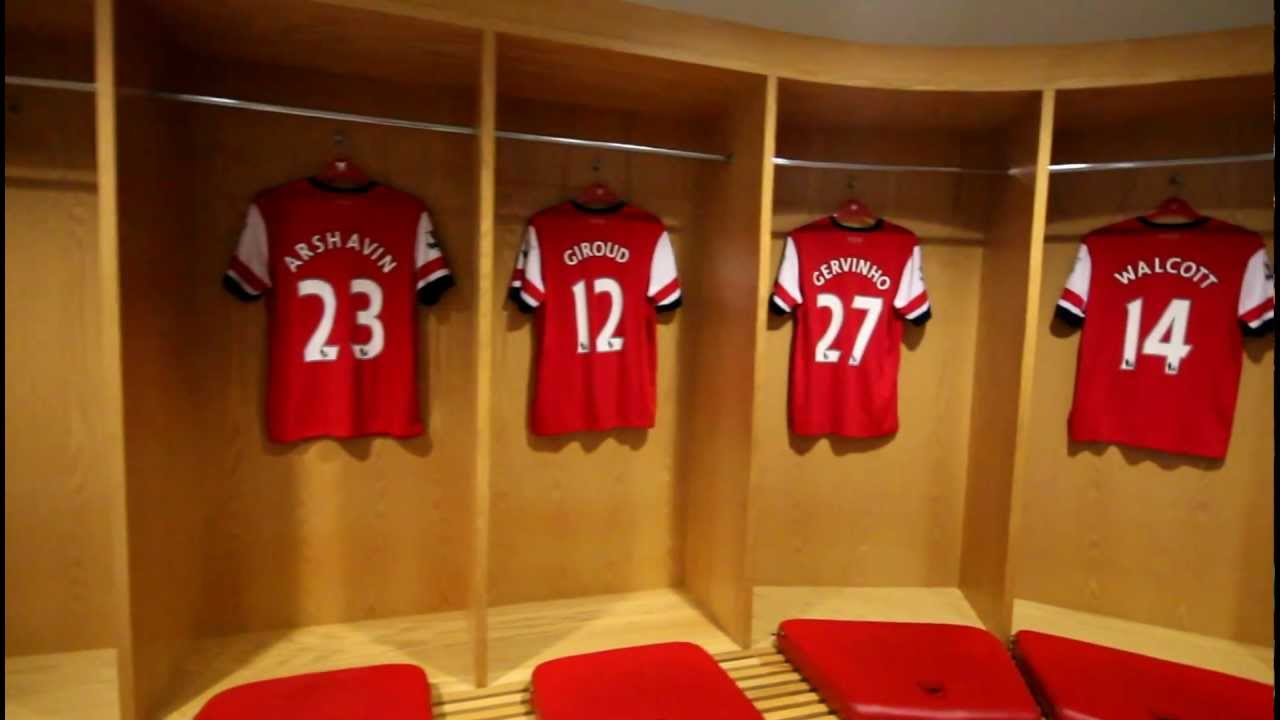Emirates Stadium Tour Guide Emirates Stadium Tour 2012 by