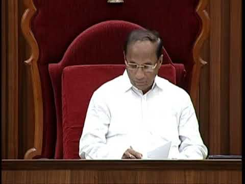 Andhra Pradesh Monsoon Session 2018 Live  AP Assembly Live  20