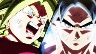 Ultra Instinct Goku Vs Super Saiyan Kefla [Part 1] [UNOFFICIAL ENGLISH DUB]