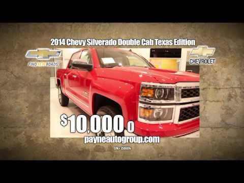 10000 Off Msrp Chevrolet Silverado Texas Edition Payne Weslaco Motors Weslaco Texas Youtube