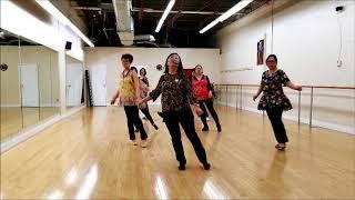 Download Lagu Can't Cry Pretty ~ Neville Fitzgerald & Julie Harris- Line Dance (Dance & Walk Thru) Gratis STAFABAND