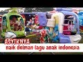 Lagu Anak Anak Indonesia Balonku ada lima - Naik delman * Naik Odong Odong Terpopuler