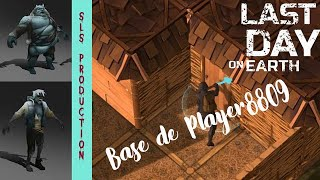 Last Day On Earth - Base de Player 8809