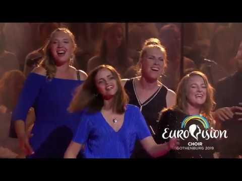 Vocal Line from Denmark win Eurovision Choir 2019!