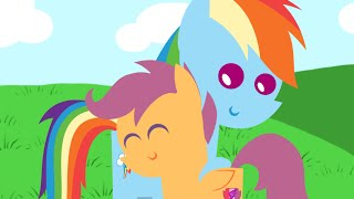 """MLP Animatic """"I'll Keep Trying"""" (Scootaloo Sings)"""