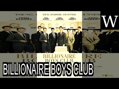 BILLIONAIRE BOYS CLUB (2018 Film) - WikiVidi Documentary