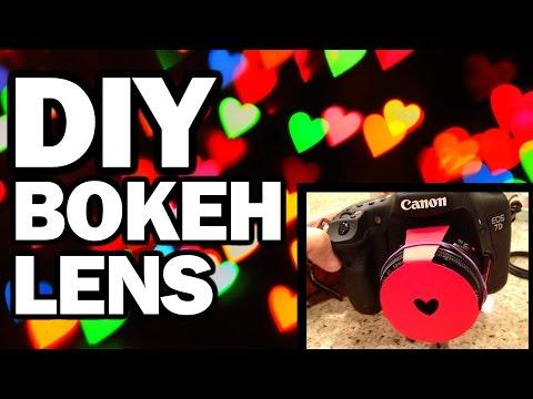 Diy Bokeh Lens - Man Vs. Pin #41 video