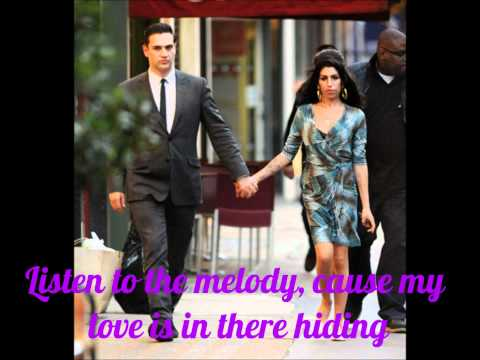 Amy Winehouse - A Song For You (lyrics)