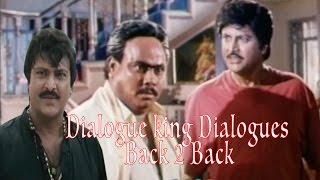 Dialogue King Mohan Babu Ultimate Dialogues