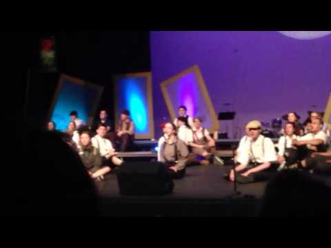 South Kitsap High School One Night On Broadway- Newsies