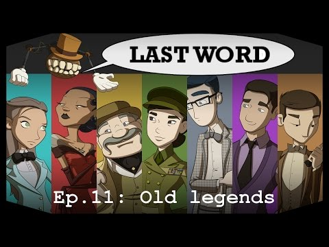 Pasta plays Last Word Ep11: Old legends *** Blind playthrough and Gameplay - Rpg Maker
