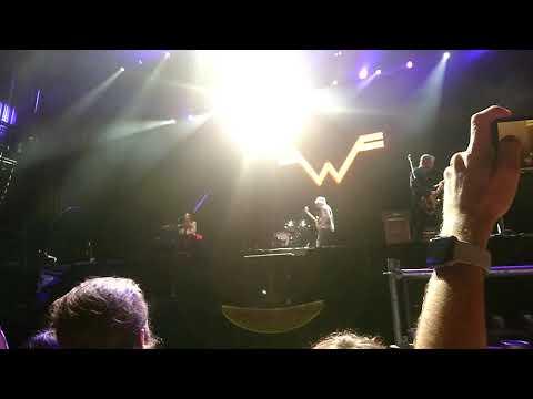 Weezer - Africa. Live In Bilbao BBK Live.