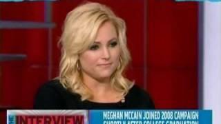 Meghan McCain On Rachel Maddow