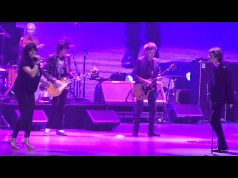 The Rolling Stones - Gimme Shelter (at Honda Center 5/18/13)