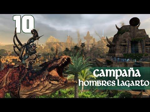 Download video Total War WARHAMMER 2 | Campaña Hombres Lagarto - Episodio 10