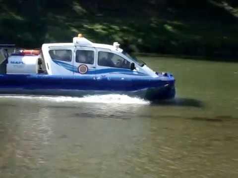 лодка на воздушной подушке во владимире