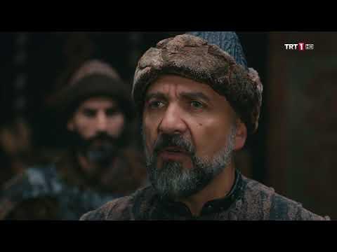 Diriliş Ertuğrul 99.Bölüm-Turgut ile Bahadır'ın Toy Tartışması