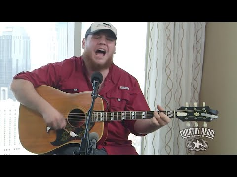 Luke Combs Can I Get An Outlaw  Country Rebel Skyline Sessions