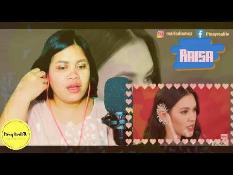 "Download Filipina reacts to Raisa's New Single ""You"". Mp4 baru"