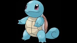 Torta Squirtle/ Squirtle cake