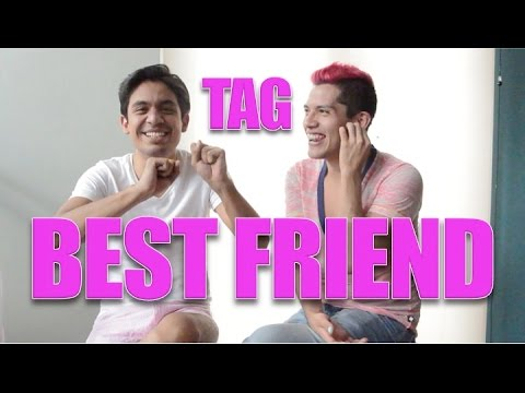 Pepe & Teo: Best Friend TAG