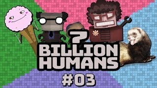7 Billion Humans with Mallow Part 3 — Unzippin'! — Yahweasel