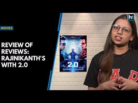 Review of Reviews: Rajinikanth's. Akshay Kumar impress critics with 2.0