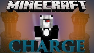 """AWESOME Minecraft """"CHARGE"""" Mini Game! - SO CLUTCH!!!"""