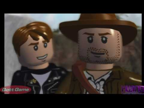 LEGO Indiana Jones 2 Gottgame Review TRAILER