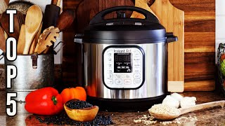 ✅ TOP 5: Best Instant Pot 2019