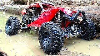 EPiC CAPO ACE 1 4x4 BUGGY gets DiRTY! Great Trail Performance | RC ADVENTURES
