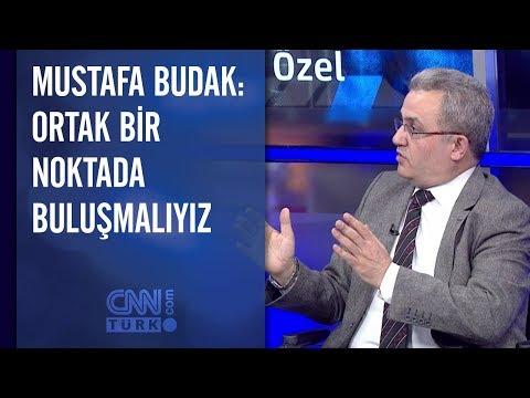 Mustafa Budak: Ortak bir noktada buluşmalıyız