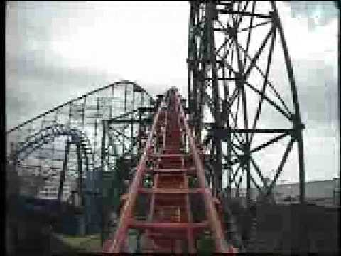 Pepsi Max Big One at Pleasure Beach Theme Park