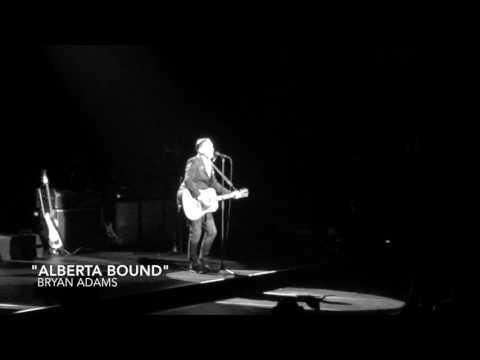 """Alberta Bound"" Bryan Adams - Canalta Centre"