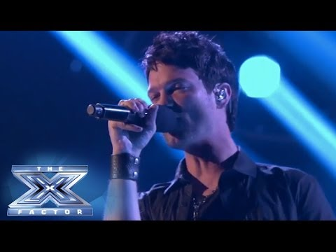 "Top 3: Jeff Gutt Performs ""Creep"" - THE X FACTOR USA 2013"