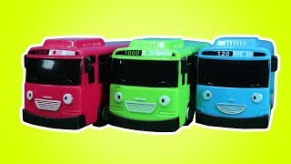 Toys Cars - Baby Show Toy Bombastic - Eggs Surprises Parody 🚌 🚗 🚕