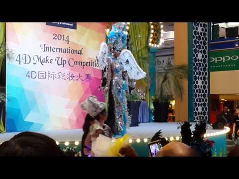 Miss maquillaje 2014 en Kuala Lumpur