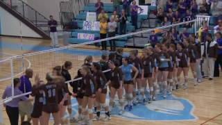 Tufts volleyball team wins New England Regional over Williams, moves on to NCAA Final Four